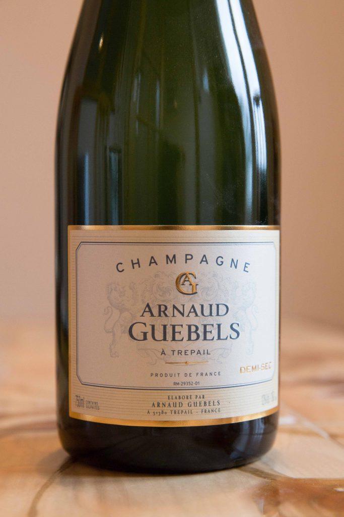 Etiquette-demi-sec-champagne-arnaud-guebels